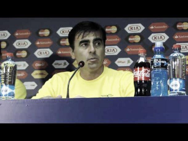 "Gustavo Quinteros: ""me hubiese gustado jugar mejor"""
