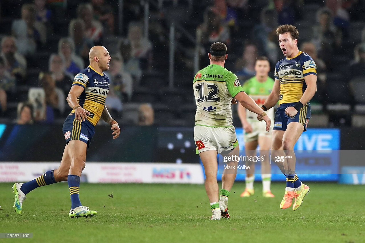NRL Round Seven Roundup: Eels hold on to top rung