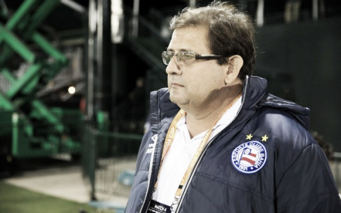 Guto Ferreira exalta entrega do Bahia contra Wolfsburg na estreia da Florida Cup