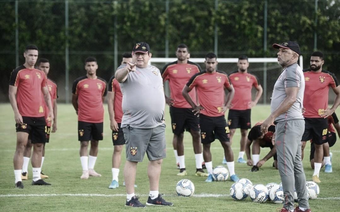 Guto Ferreira elogia pontos da atuação do Sport na vitória sobre o São Bento