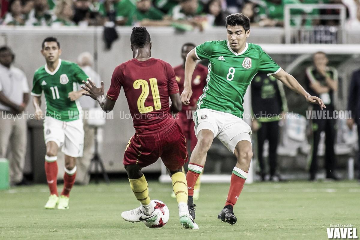 ´Guty´ Mundialista, Diego Reyes se baja del Tri