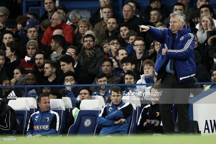 "Chelsea pós-Mourinho: Hiddink deu nova vida aos ""Blues"""