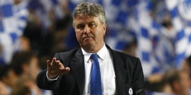 Ufficiale: Hiddink al Chelsea fino a fine stagione