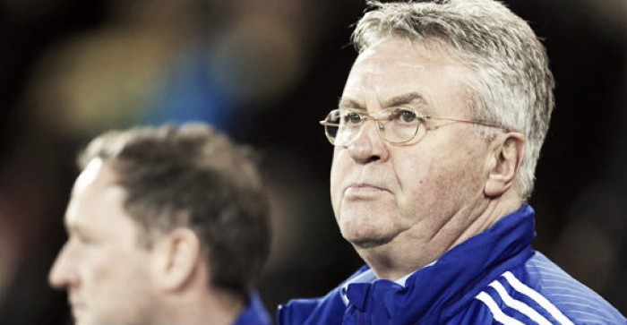 Chelsea vs. Stoke City: Pre-match comments - Hiddink demands the team focus solely on Stoke