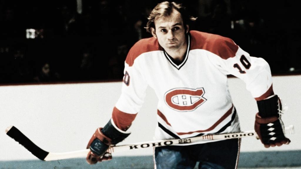 Jugadores Legendarios de la NHL: Guy Lafleur