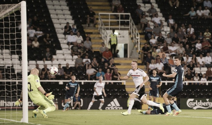 Fulham 2-1 Middlesbrough: Boro deservedly dumped out of EFL Cup