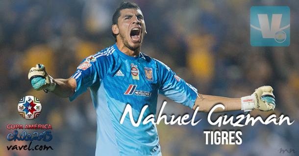 Nahuel Guzmán: el segundo arquero