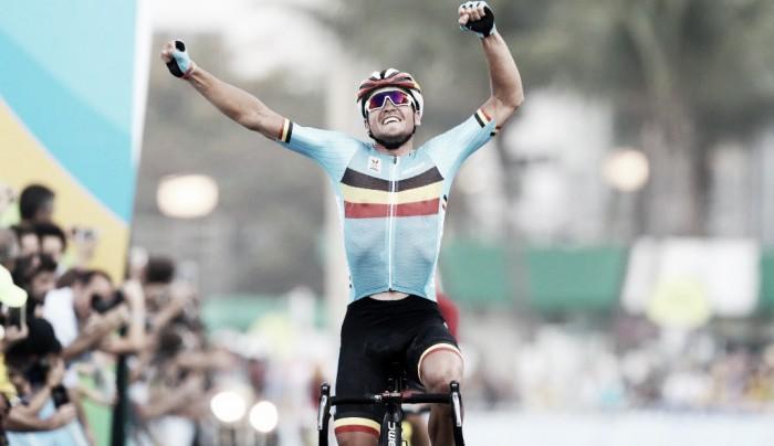 Rio 2016, ciclismo su strada: oro a Van Avermaet, beffa Nibali