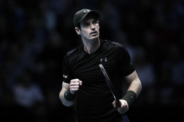 ATP World Tour Finals: Andy Murray edges Kei Nishikori in thrilling three-setter