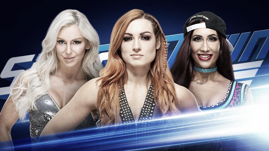 Previa SmackDown Live 8 de enero