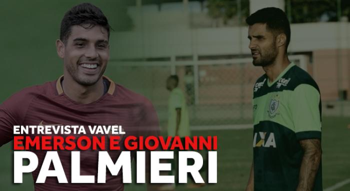 """Irmãos Palmieri recordam início no futsal e garantem: """"Temos uma relação muito especial"""""""
