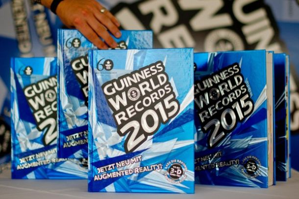 Guinness World Record Book Celebrates 60 Years Of Phenomenal Success