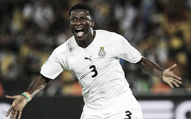 Ghana no baja el ritmo