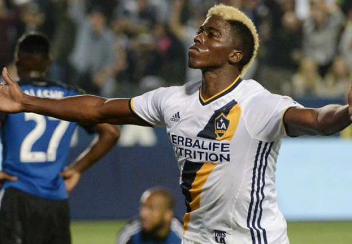 Gyasi Zardes Delivers 3-1 Victory For LA Galaxy Over San Jose Earthquakes