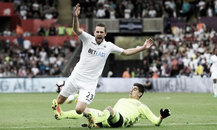 Swansea City 2-2 Chelsea: Swans strike twice in unlikely draw