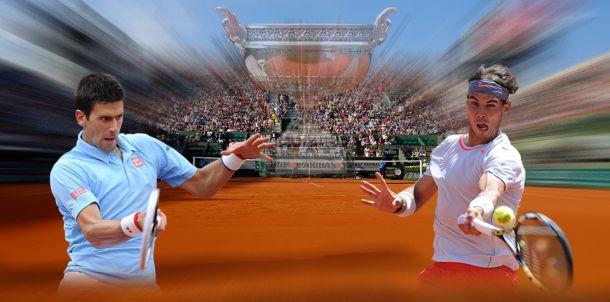 Live Roland Garros : le match Nadal vs Djokovic en direct