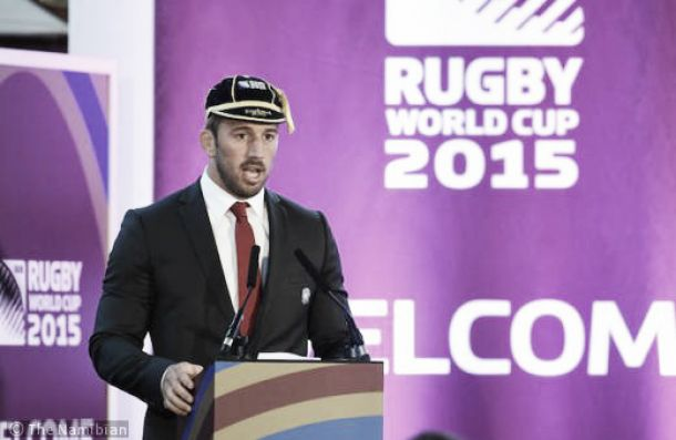 England announce team for Rugby World Cup opener