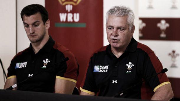Gatland names Welsh World Cup squad, confirming Sam Warburton as captain