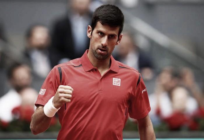 Djokovic vence Bautista-Agut com facilidade e avança às oitavas do Masters 1000 de Madrid