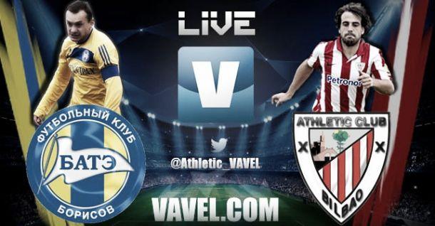BATE Borisov vs Athletic de Bilbao en vivo y en directo online