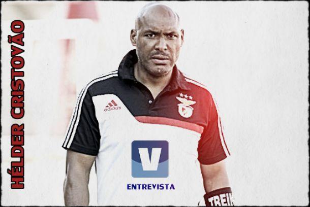 Benfica B para lançar, segundo Hélder