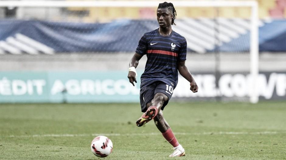 Eduardo Camavinga abandona la concentración de la sub-21 de Francia
