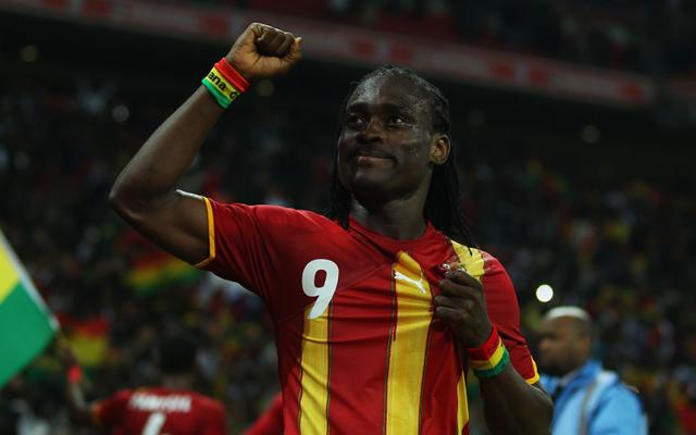 Boateng disputou 46 jogos pela seleção ganesa