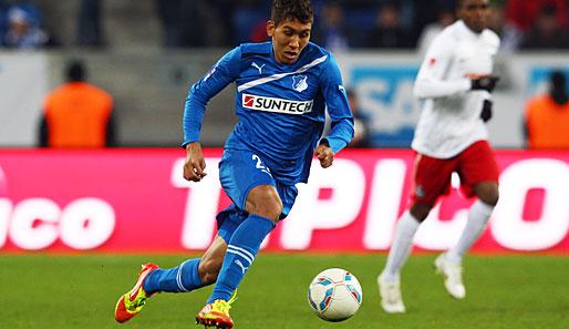 Roberto Firmino (Foto: spox.com)
