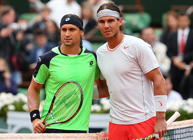 Ferrer e Nadal não irão defender a Espanha