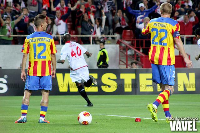 Sevilla 2-0 Valencia (UEL)