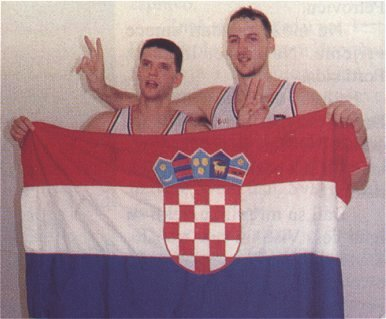 Petrovic y Radja, iconos de una gran Croacia