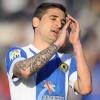 Javier Portillo durante el CD Eldense-Hércules CF   FOTO: alicantenews.es