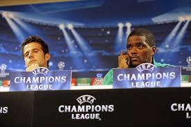 Marco Silva e William fizeram a antevisão da partida (foto: gettyimages.co.uk)