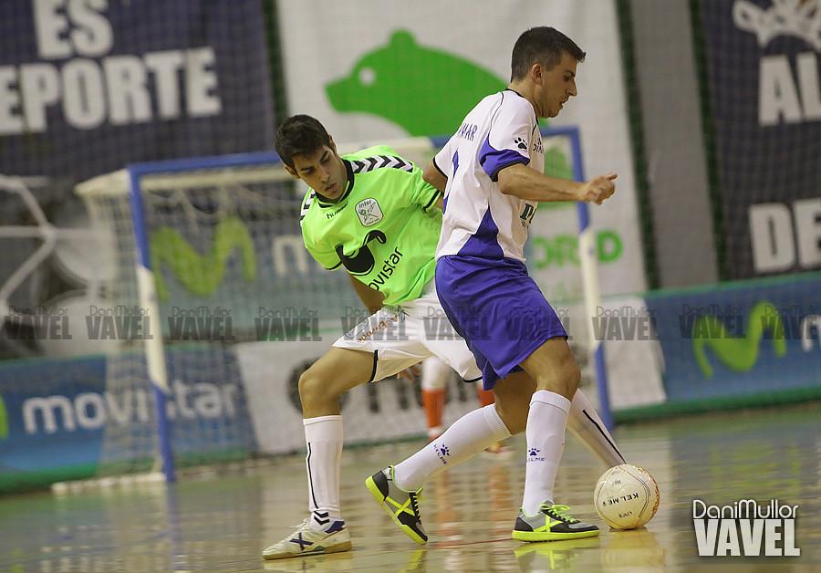 Trofeo Cervantes 2014: Inter Movistar - DLink Zaragoza - Daniel Mullor Cabrera - Flickr