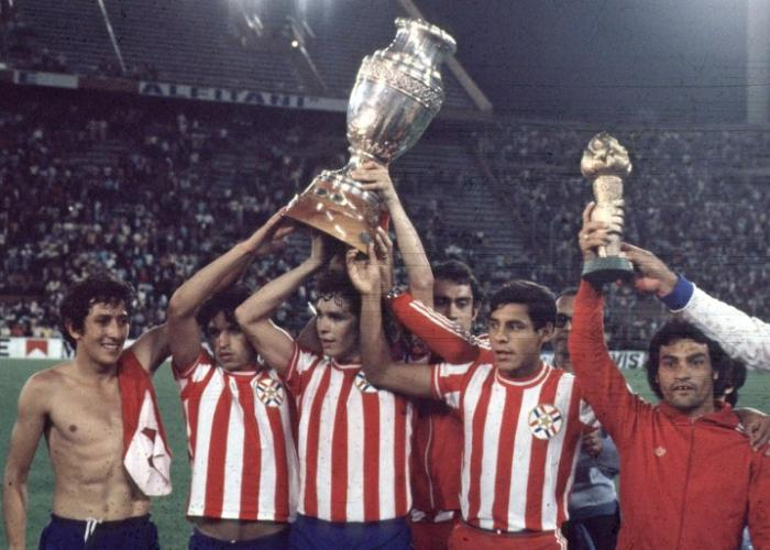 1979: the greatest year in Paraguayan soccer.