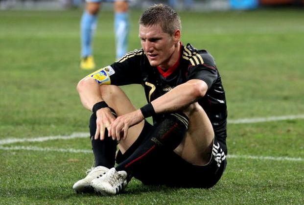 More disappointment in the 2010 World Cup.
