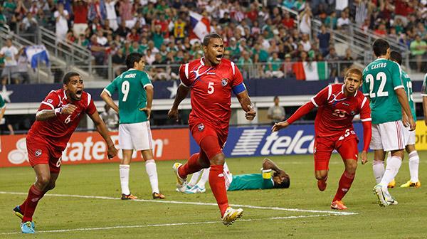 Panamá eliminó a una pobre selección mexicana en la pasada justa de la CONCACAF