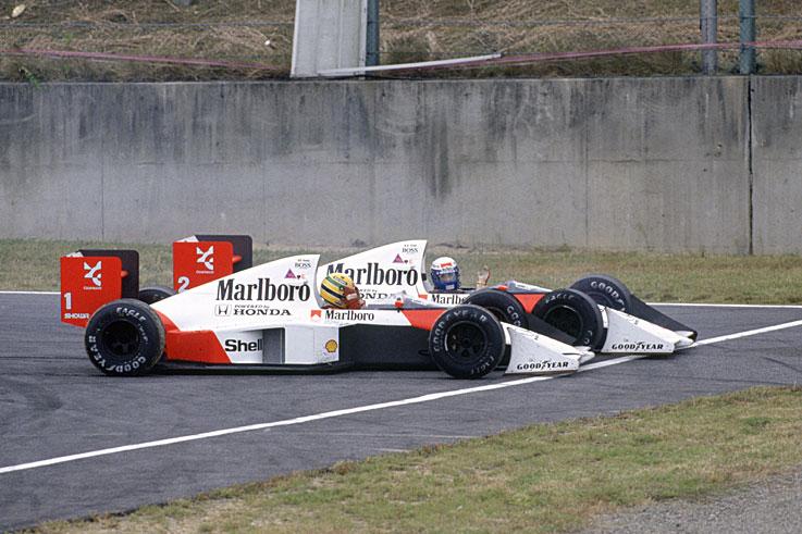 Gran Premio de Suzuka de 1989 | Fuente: pichirilorepuestos.com.ec