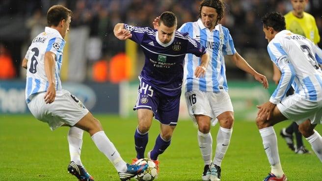 El Málaga CF, un bloque en Bruselas