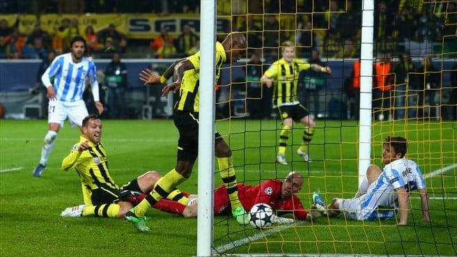 Felipe Santana marcó el decisivo gol en el último suspiro