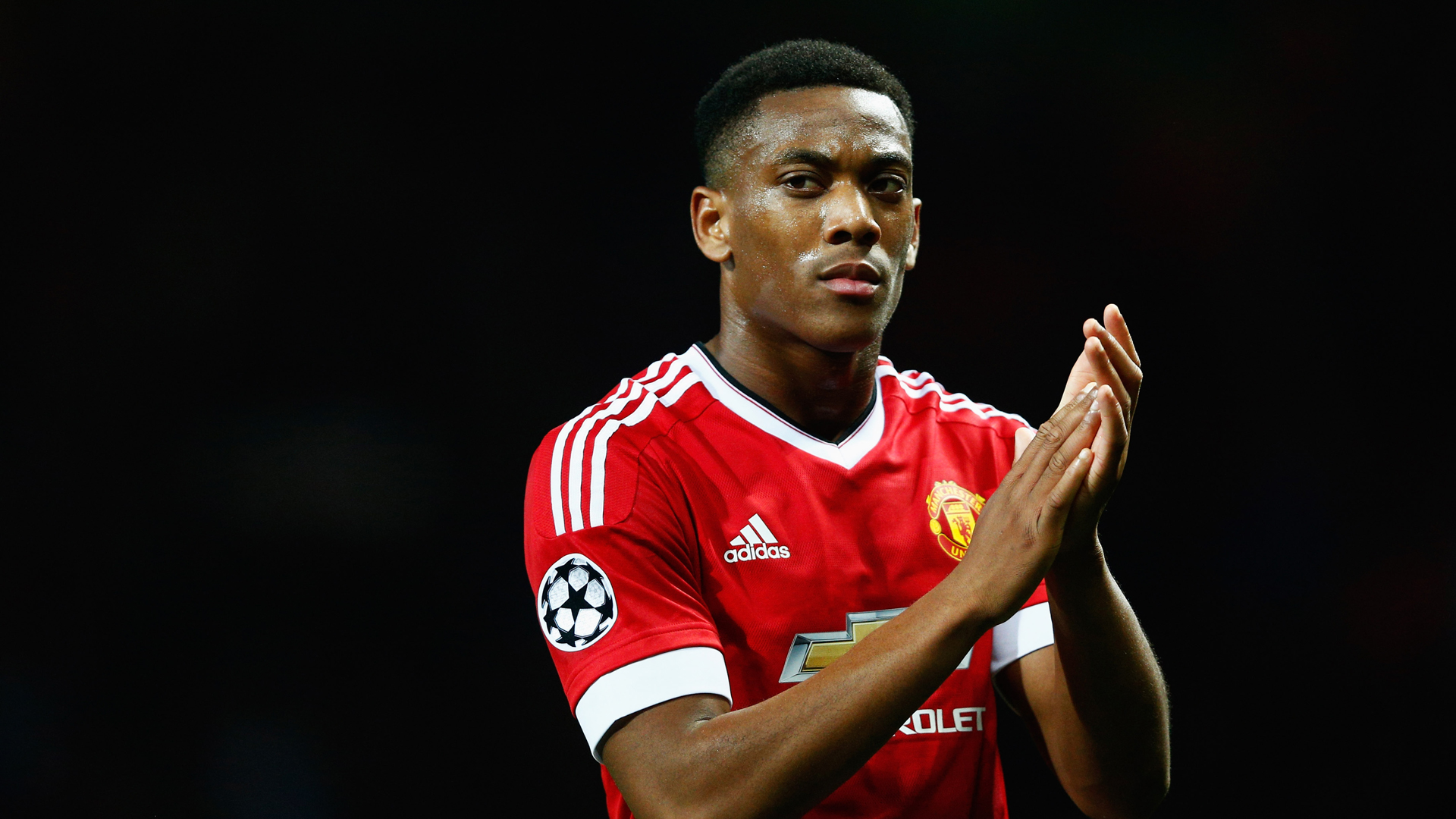 Anthony Martial for Manchester United