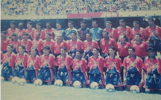 Veracruz en el Verano 98'