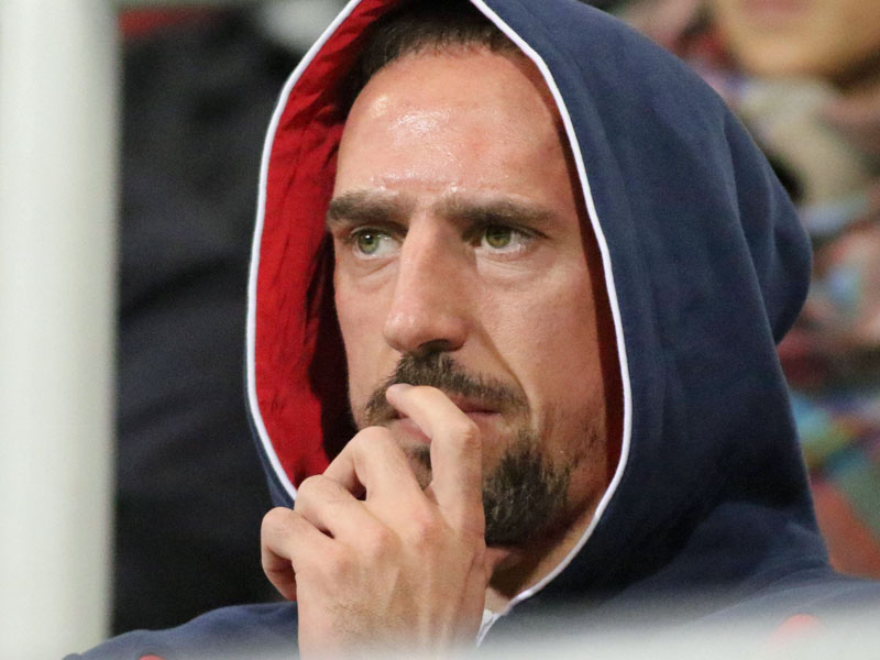 Bayern's squad will only get stronger with the return of Ribery. (Image credit: kicker)