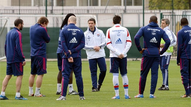 Garde was keen to bring his coaching staff from Lyon with him (photo: fifa)