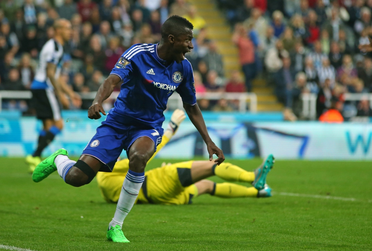 Ramires' form has been one of very few positives for Chelsea this season. (Image credit: International Business Times)