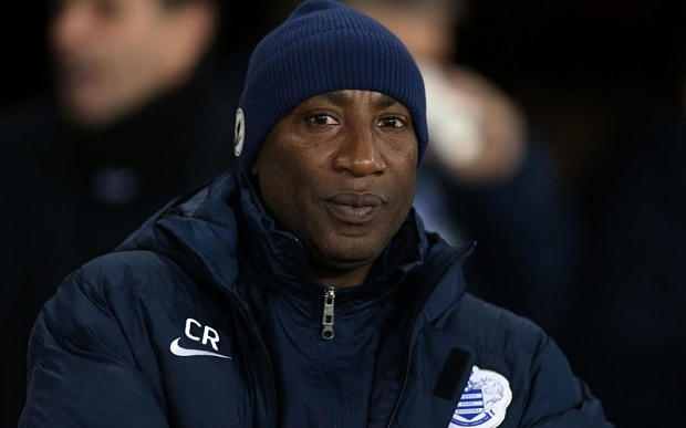Chris Ramsey was sacked following a run of poor results (Source: The Telegraph)
