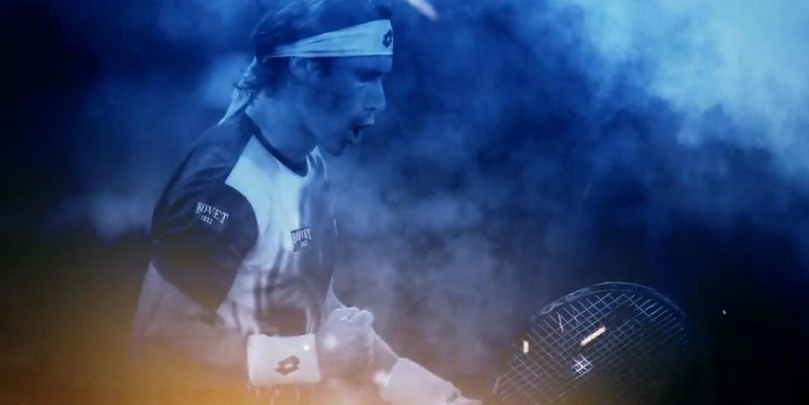 Ferrer foi o número 1 da Espanha por boa parte da temporada (Foto: ATP World Tour)