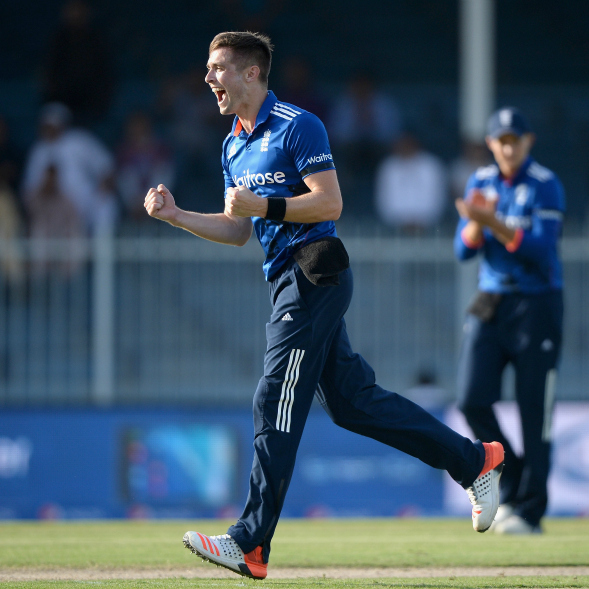 Chris Woakes could follow up his resurgent ODI form with a recall to the Test side. (photo: reuters)