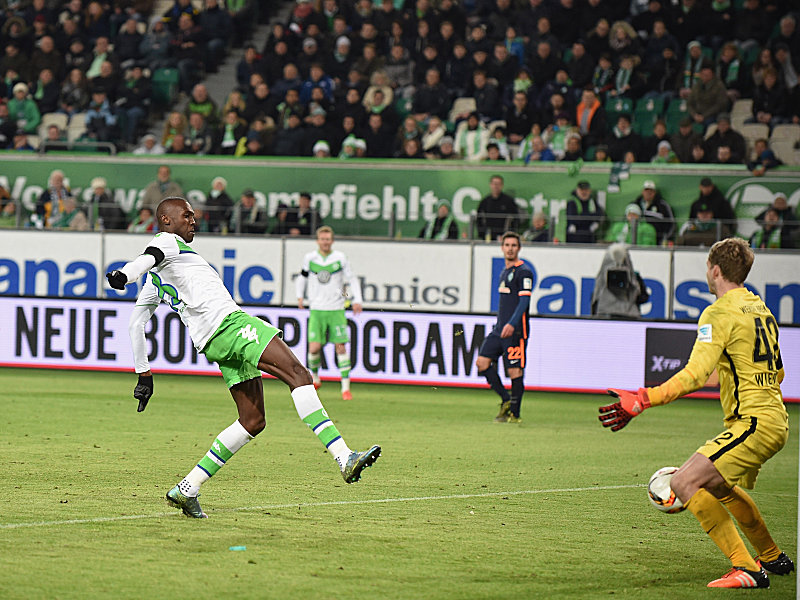 It was a special goal for the Frenchman. (Image credit: kicker)