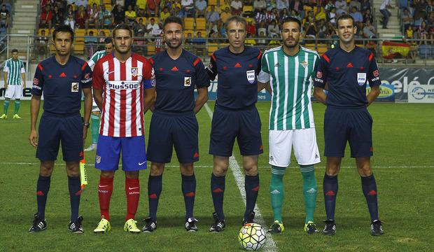 Atlético - Betis del carranza